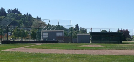 City Park Baseball Field Project